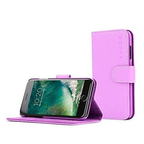 Apple iPhone 6 iPhone 7 Flip Case violet