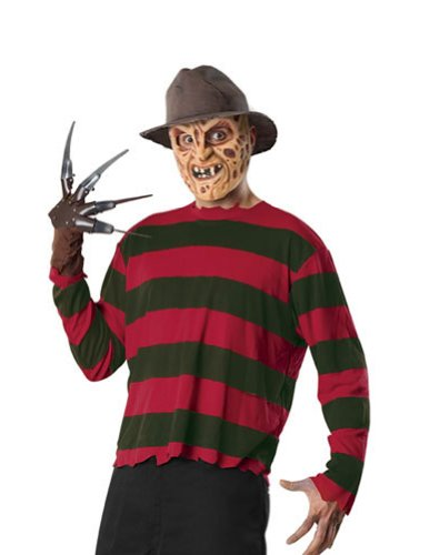 Freddy Krueger Adult Std Adult Mens Costume