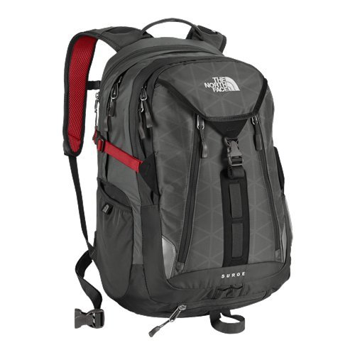 The North Face Daypack Surge asphalt