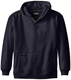 Arborwear Men\'s Double Thick Pullover Sweatshirt, Navy, Small