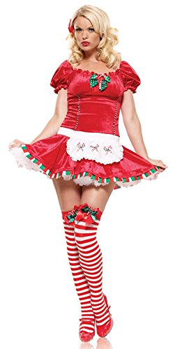 Miss Claus Candy Cane Cutie 83470