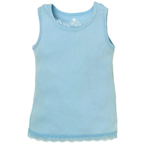 lace-trimmed tank - Buy lace-trimmed tank - Purchase lace-trimmed tank (The Children's Place, The Children's Place Apparel, The Children's Place Toddler Girls Apparel, Apparel, Departments, Kids & Baby, Infants & Toddlers, Girls, Shirts & Body Suits, Tank Tops)