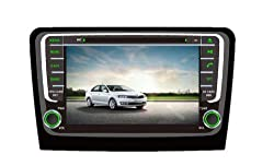 See AupTech 2013-2014 Skoda Rapid DVD Player Android System GPS Navigation Radio Stereo Video 2-Din HD Screen With Bluetooth,Wifi,3G,Build in Analog TV and Steering Wheel Control Details