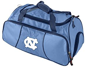 North Carolina Tar Heels Atheltic Duffel