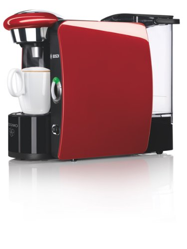 Bosch Coffee Maker Red Cup Light : Bosch Tassimo T42T40 Red Multi Beverage Machine Espresso Coffee Maker TAS4213GB eBay