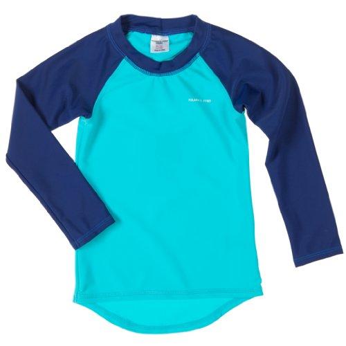 Polarn O. Pyret Rashguard Uv Swim Top (Baby) - 1-2 Years/Menthol front-527836