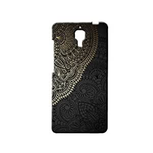 G-STAR Designer3D Printed Back case cover for Oneplus 3 (1+3) - G3036