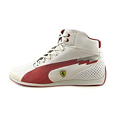 PUMA Men's Evospeed Mid Ferrari NM Fashion Sneaker