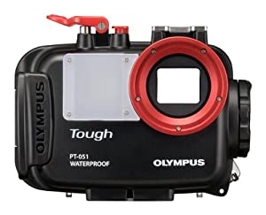 Olympus PT-051 Unterwassergehäuse für TG-610/810 Kameras