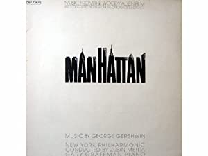 Manhattan - Music From The Woody Allen Film by CBS