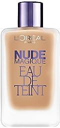 Loreal Nude Magique Eau De Teint Foundation - Nude Beige (150) 20ml