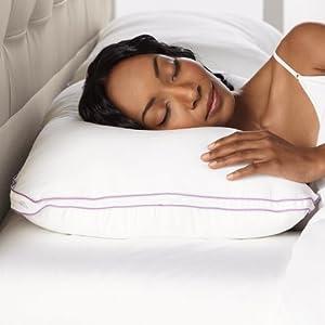 Amazon.com - BioSense Memory Foam Shoulder Pillow with ...
