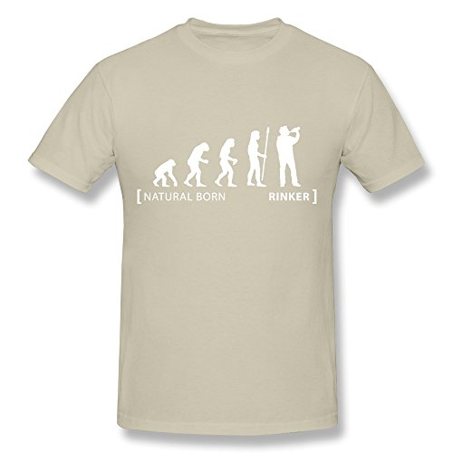 Ruifeng Guy'S Evolution Beer Drinker T-Shirt