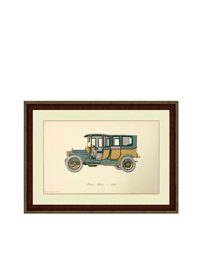 1910 Packard Berline Print (1965)