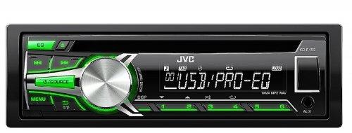 JVC-KD-R453E-USBCD-Receiver-mit-Front-AUX-Eingang-schwarz
