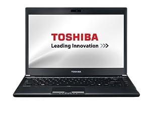 Toshiba R830-112 Portégé, 2500 MHz, Intel Core i5, i5-2520M, 1333 MHz, 3 MB, 500 GB (Teclado alemán QWERTZ) [importado de Alemania]