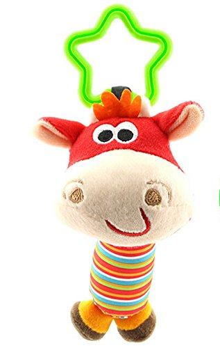 VWH-Baby-Rassel-Spielzeug-Kinderbett-hngen-Spielzeug-Handshake-Plschtiere-Hirsch-Stil