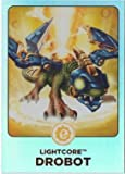 Skylanders Giants No. 156 LIGHTCORE DROBOT - Lightcore Character Individual Trading Card