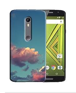 PrintFunny Designer Printed Case For MotorolaMotoX3