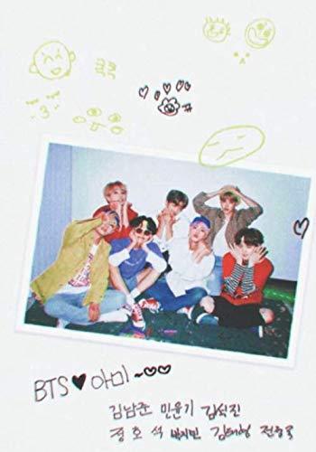 BTS Signatures Journal [WORLD, BTS] (Tapa Blanda)