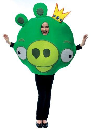 Imagen de Angry Birds Pig King Verde vestuario