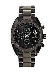 Emporio Armani Men's AR5953 Black Chronograph Dial Watch