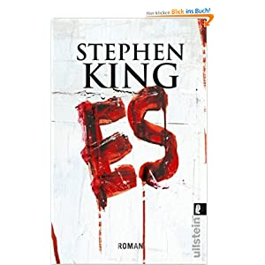 "Stephen King ""ES"" (Cover)"