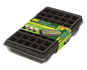 Gardman Value Kit Seed and Plant Raising (Pack of 3)