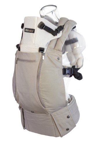 Great Deal! lillebaby COMPLETE All Seasons - Stone Baby Carrier