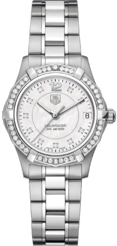 TAG HEUER AQUARACER 2000 LADIES WATCH WAF1313.BA0819 Wrist Watch (Wristwatch)