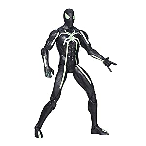 Marvel Infinite Series Big-Time Spider-Man 3.75 Inch Figure