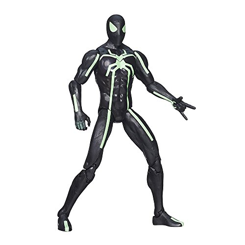 Marvel Infinite Series Big-Time Spider-Man 3.75 Inch Figure - 1