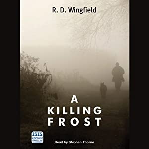 A Killing Frost Audiobook