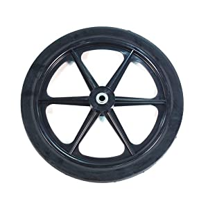490-325-0011 20 x 1.75 Garden Cart Wheel (Discontinued by Manufacturer) by Arnold