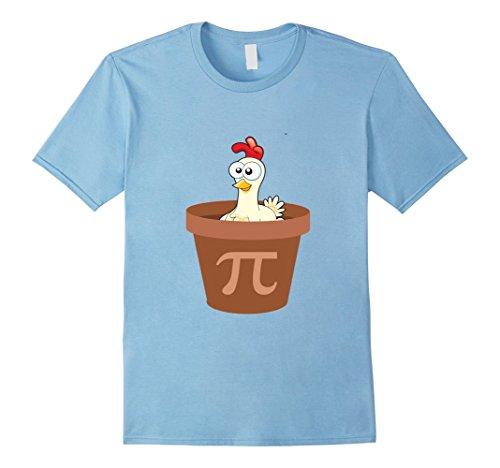 Mens-Funny-Chicken-Pot-Pie-Pot-Pi-Math-Farming-T-shirt-3XL-Baby-Blue