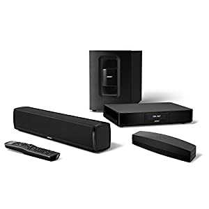Bose SoundTouch 120 Home Theater System, (738478-1100), Black