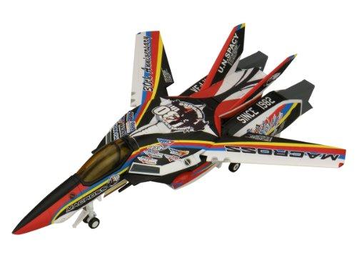 超時空要塞マクロス 1/60 完全変形 VF-1J バルキリー マクロス30周年塗装機 (塗装済み完成品)