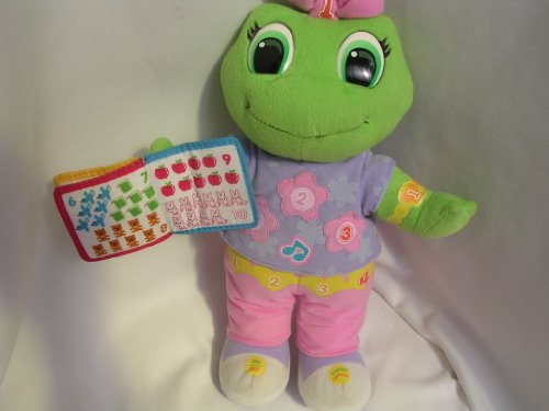 "Learning Friend Lily Electronic Plush Toy 13"" Collectible ; Bilingual English & Spanish"
