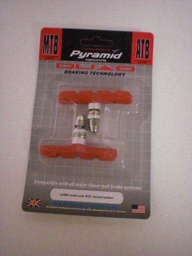 Buy Low Price PYRAMID QUAD BRAKE MET ATB SHOES (B002USEPAQ)