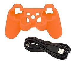 Ps3 Plug & Play Kit Orange