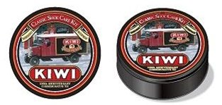 Kiwi Classic Shoe Care Kit 100th Anniversary Edition