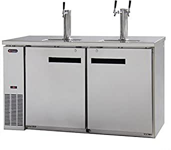 Kegco kegerator commercial grade three keg - Commercial grade kitchen appliances ...