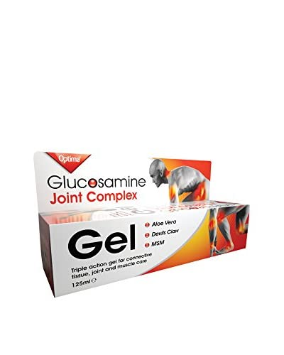 Optima Gel Corporal Glucosamina Joint Complex 125 ml