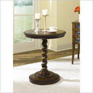 Cheap Hammary Hammary Hidden Treasures Twisted End Table (T00071-T71054-00)