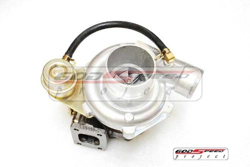 Godspeed Universal Gt28 T28 Internal Wastegate Turbo Charger (S13 S14)