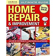 H D A, Inc. CH11528 Home Repair and Improvement DIY Reference Book