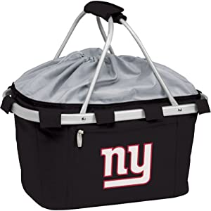 Picnic Time New York Giants Metro Basket (New York Giants Black) by Picnic Time