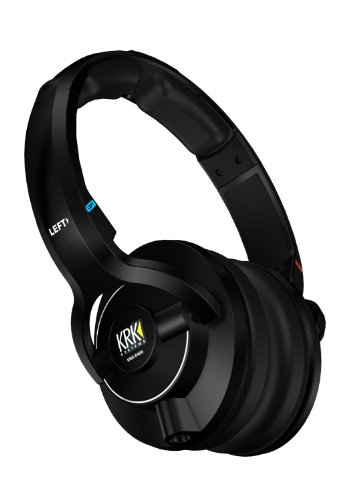 Review KRK KNS8400 Studio Headphones