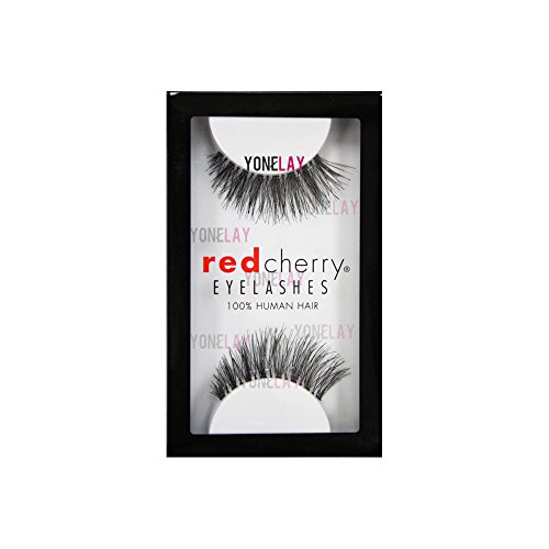 Red Cherry Eyelashes #43 (Pack of 6)