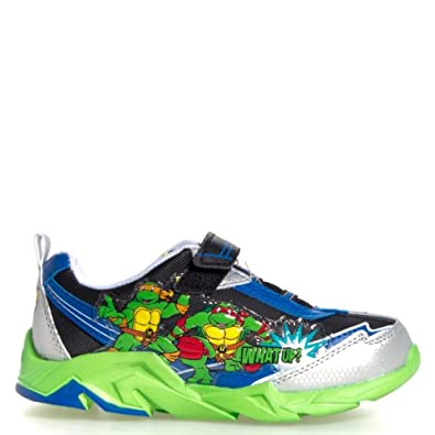 teenage mutant ninja turtles light up shoes. Black Bedroom Furniture Sets. Home Design Ideas